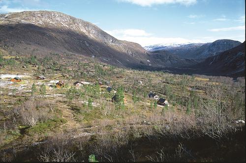 Mjølfjell