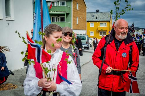 17. mai i Kristiansund.