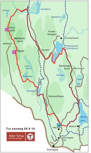 Krokskogen turforslag