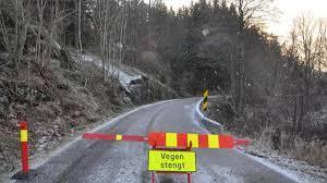 Stengte veier hos Fritzøe Skoger