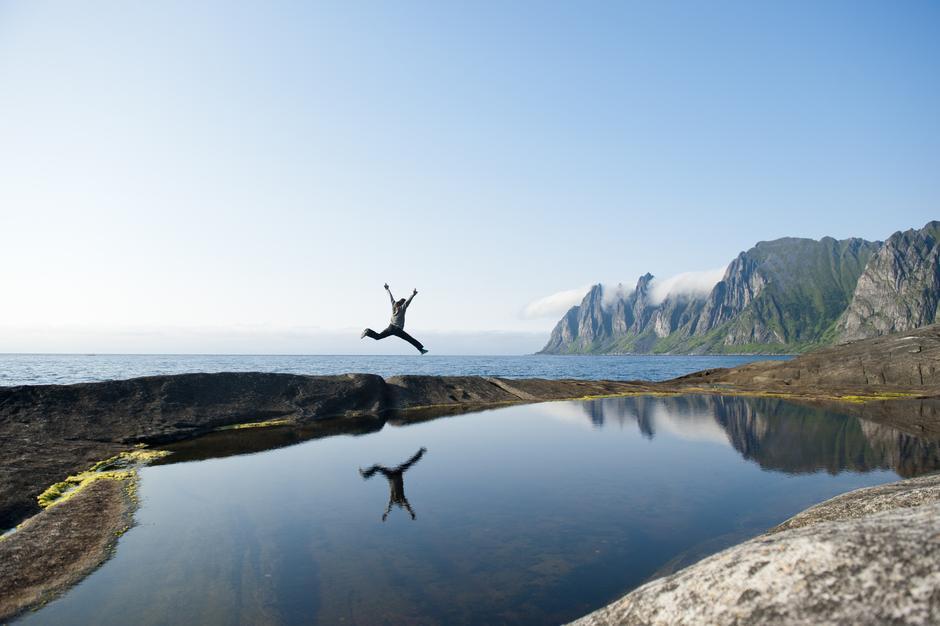 På stiminner.no kan hele Norges befolkning i 8 uker registrere sine opplevelser og minner fra stiene.