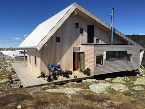 Nye Høgevarde - 1400 m.o.h