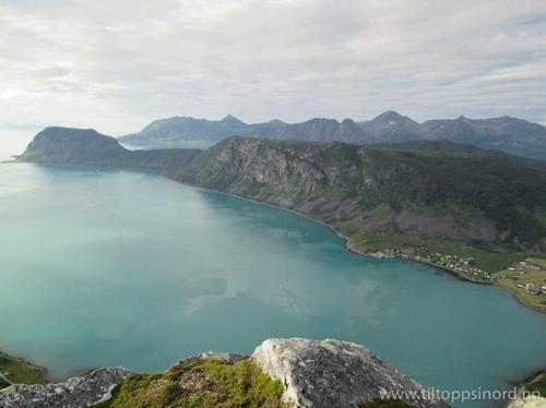 Utsikt fra Høgfjellet