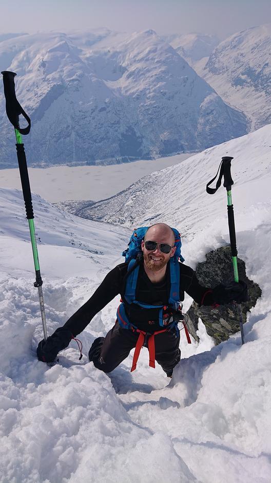 Årets fjellsporter 2019 - Thomas Nordin