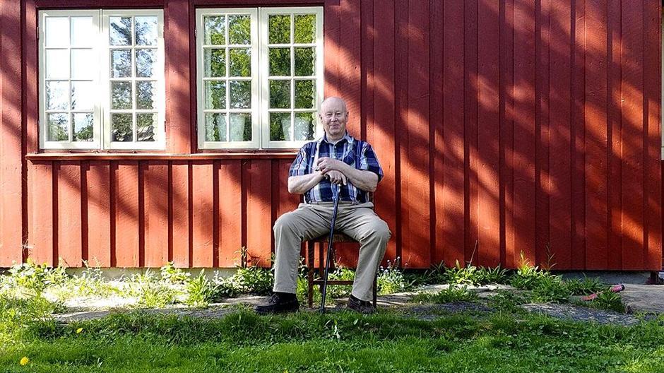 Olav Ulltveit Moe. (Foto fra hans Facebookside)