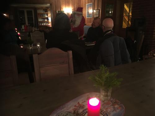 Grøtfest på Eikedalen med DNT Tilrettelagt