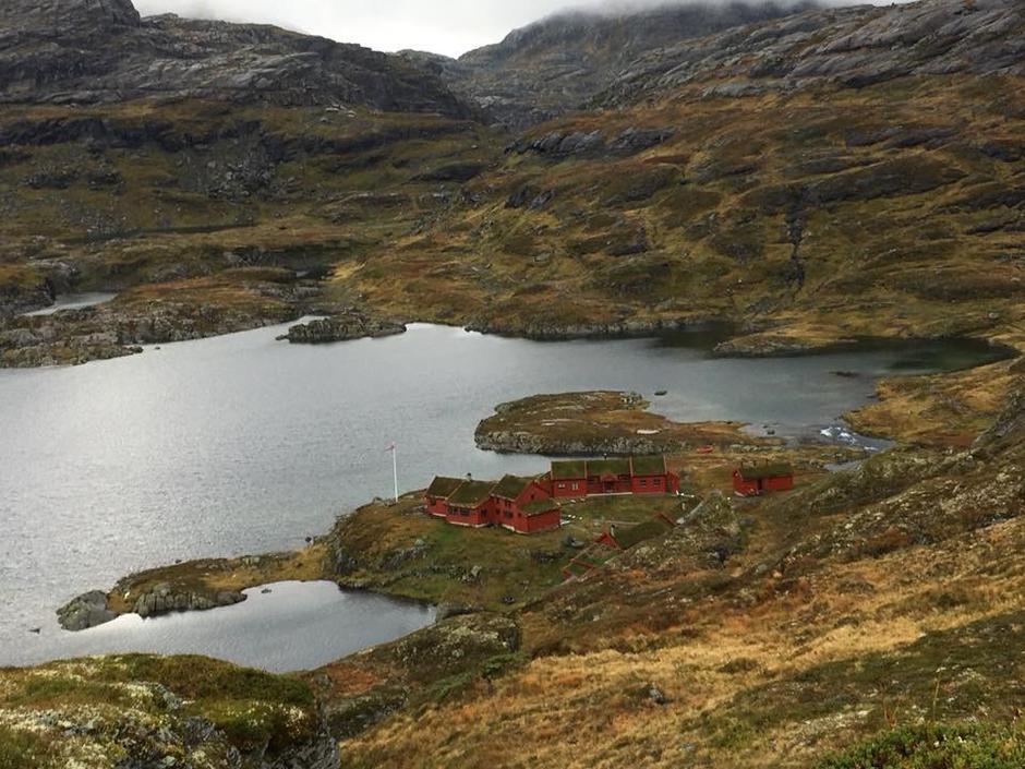 Siste uke med høyfjells luksus på Stranddalen.