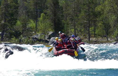 Rafting Med Explore Skjåk