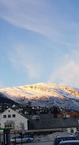 Vinter på Voss