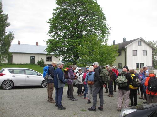 ONSDAGSTur i Vestre Brumund 07.06.17.