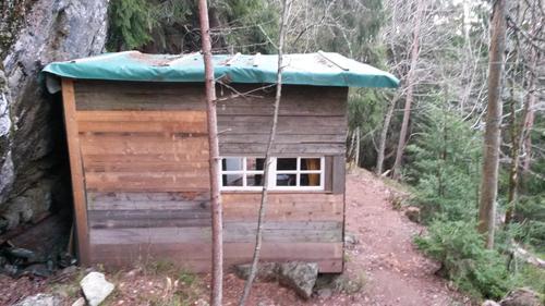Harald Uteliggers hytte