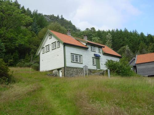 Stråtveit i Vindafjord