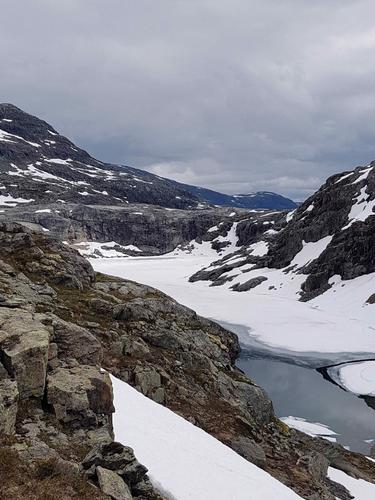 Føremelding for Tafjordfjella
