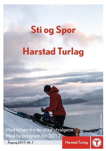 Turprogrammet for 2017 er nå publisert