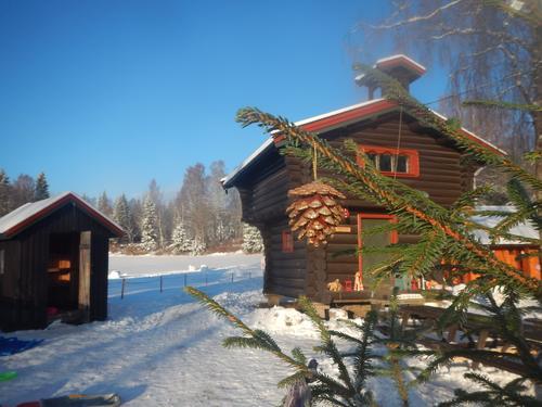 Aktiviteter på Sæteren gård i desember: