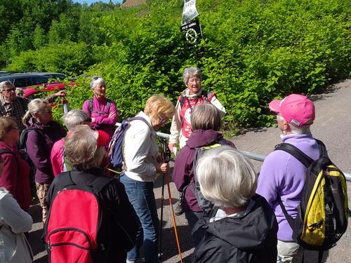 Seniortur på Nøtterøy 8. juni