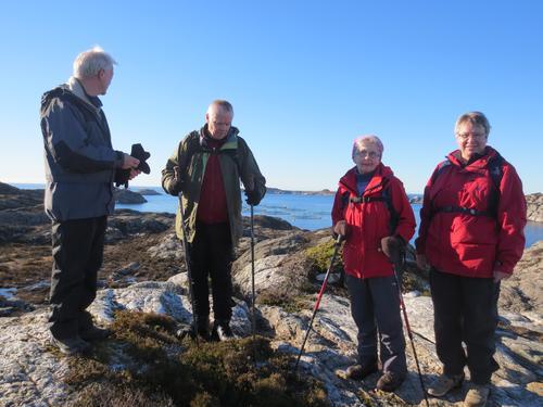 Ein fin dag på Lokøyna