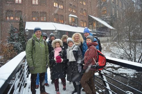 Julehilsen fra DNT Drammen og Omegn