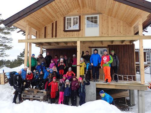 Skitur til Gavlesjå