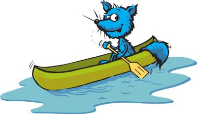 Kanskje vi ønsker oss kanoer for de minste?
