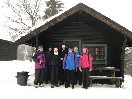 Aktiv til 100- tirsdagstur på Fløyen
