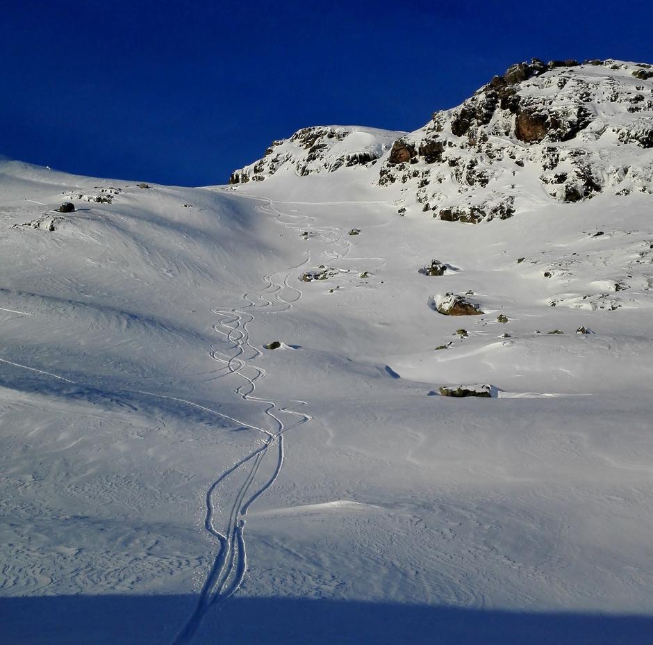 Haukeliseter fjellstue 6. januar 2017 snø nok til å juble WoooHooo
