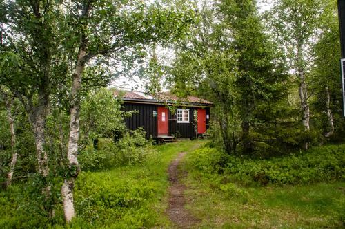 Disse  8  selvbetjente  hyttene  er  perfekte  baser  for fine turer
