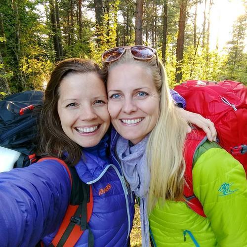 Tursøstrene: Hege og Stine Schultz Heireng