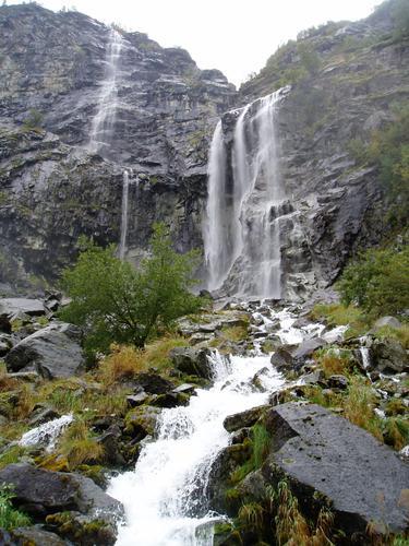 Aurlandsdalen  foto Hilde Løken Magnussen