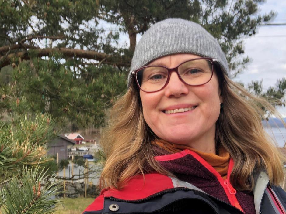 Kristine Enger, entusiastisk sanker, kommer på Sankefestivalen og bidrar både med inspirerende foredrag og er med i dommerpanelet i sanke-konkurransen.