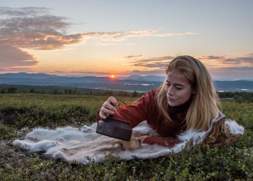 Høstmøte 2021: Psykolog med sovepose