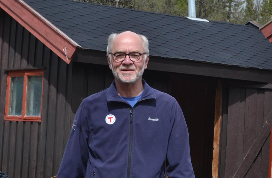 Styreleder Tom Harald Hansen
