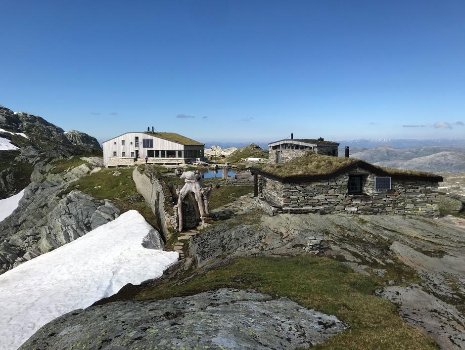 Tirsdag 29.6.2021: Breidablik i Kvammafjella