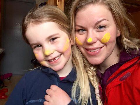 Bynær påske med barna