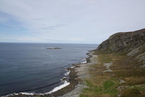 Gravfeltet på Rået på Lepsøya