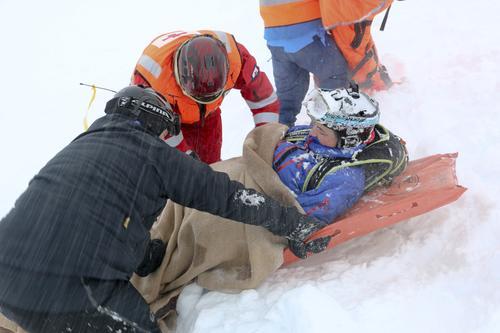 Førstehjelp i vinterfjellet