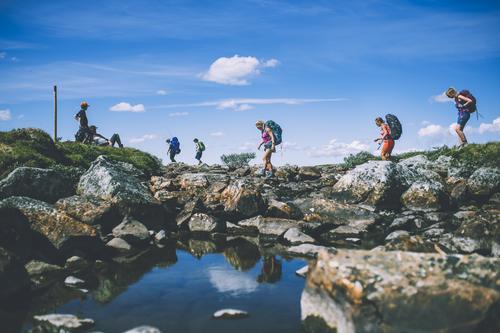 Trekanten på Hardangervidda øst