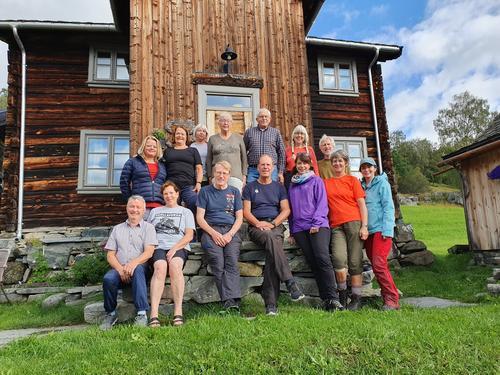 Tur til Vang – siste gang på Sørre Hemsing