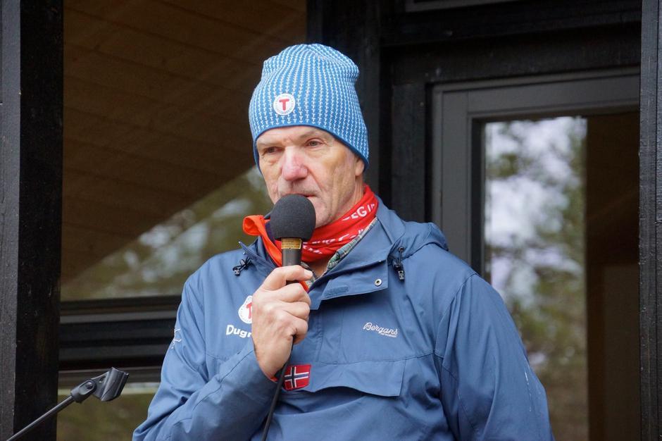 Koiesjef Erik Lunde