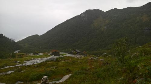 Turrapport - Blåfjellet om Inngardsstølen