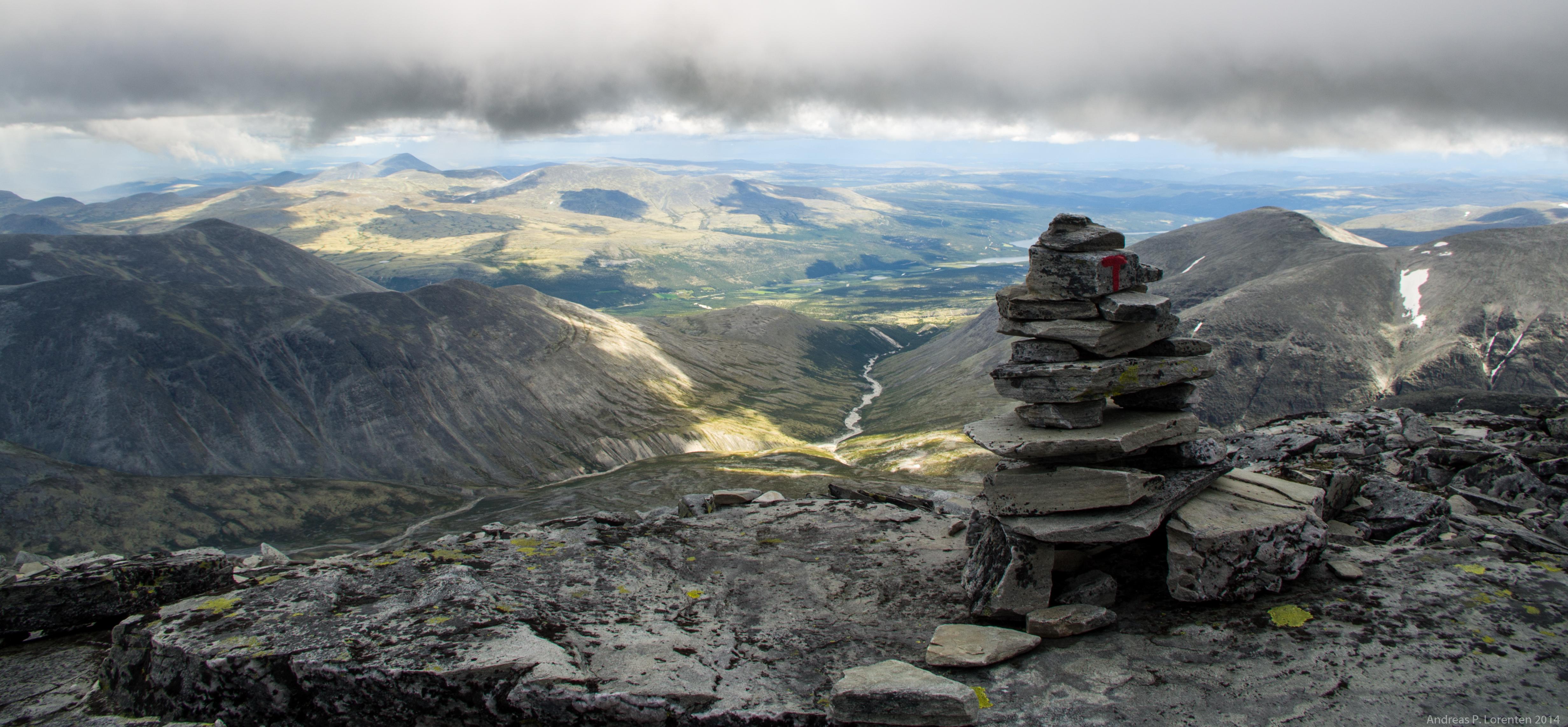 Toppturer i Rondane (16 24 år) — Turer og aktiviteter — DNT