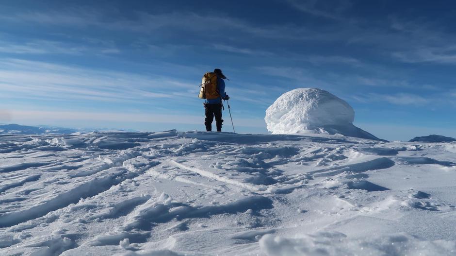 Hestedalshøgdi (2091 moh). Uke 6, 2021.