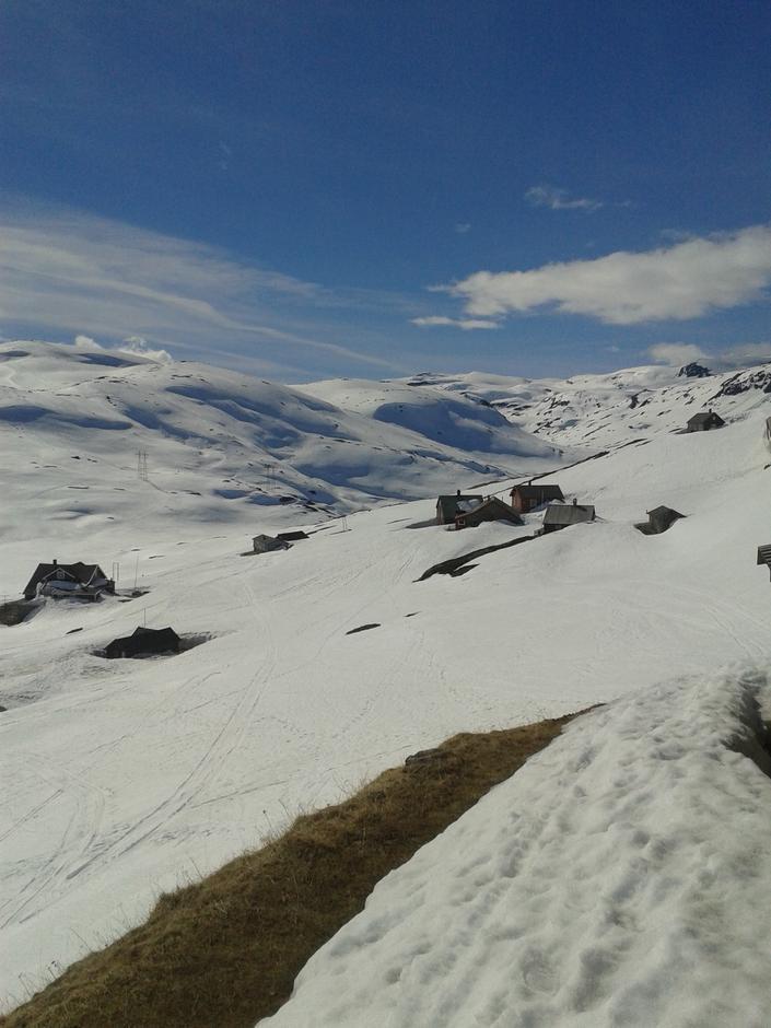 Fredag 12.5: Hallingskeid - fine ski- og snøforhold