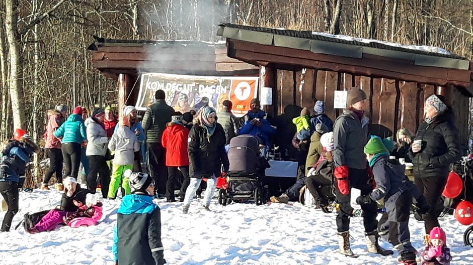 Skogtun Familiepark, Rød, Nesset