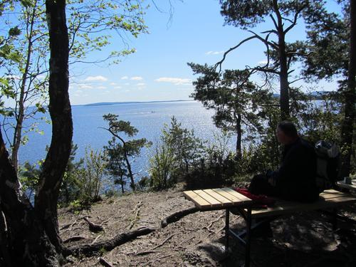 Tidlig vårtur på Bjerkøya