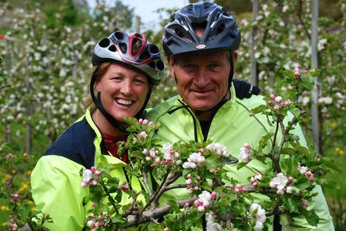 Fin sykkeltur i vakre Hardanger