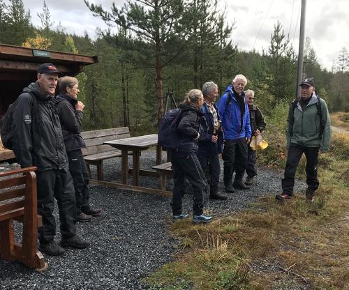 Seniortur - alternativ tur i vindværet
