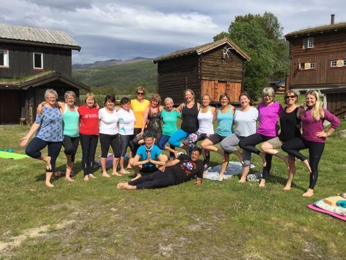Sota Sæter Qigong og Yoga
