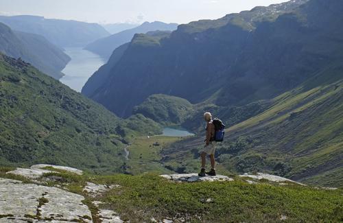 Historisk Vandrerute fra Osa til Hallingskeid åpnes 15. august