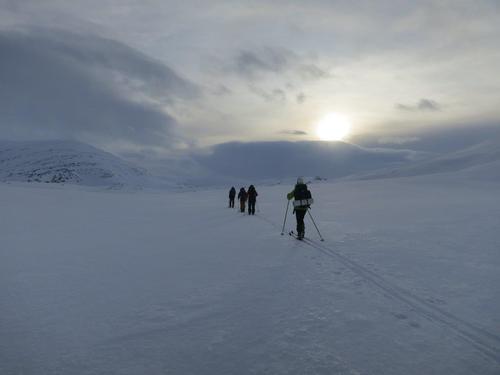 Føremelding fra Tafjordfjella og Sunnmørsalpene